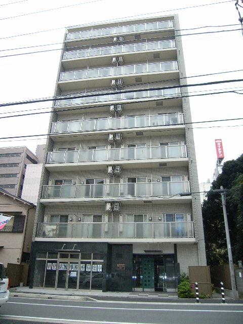 千葉県千葉市中央区、千葉駅徒歩9分の築10年 9階建の賃貸マンション