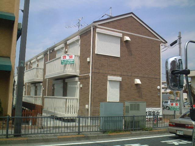 千葉県千葉市稲毛区、稲毛駅徒歩30分の築10年 2階建の賃貸アパート