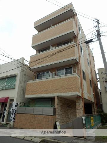 千葉県千葉市中央区、本千葉駅徒歩1分の築1年 4階建の賃貸マンション