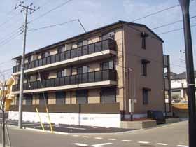 千葉県千葉市中央区、蘇我駅徒歩15分の築14年 3階建の賃貸アパート
