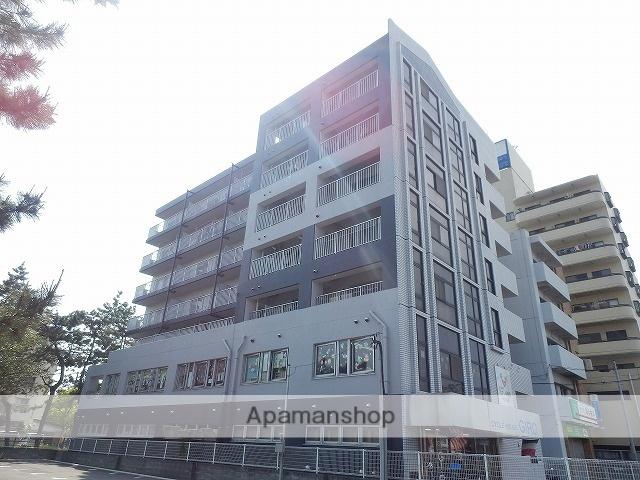 千葉県千葉市美浜区、稲毛駅徒歩18分の築29年 7階建の賃貸マンション