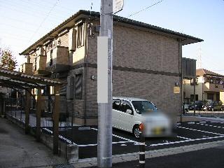 千葉県千葉市花見川区、幕張駅徒歩17分の築11年 2階建の賃貸アパート