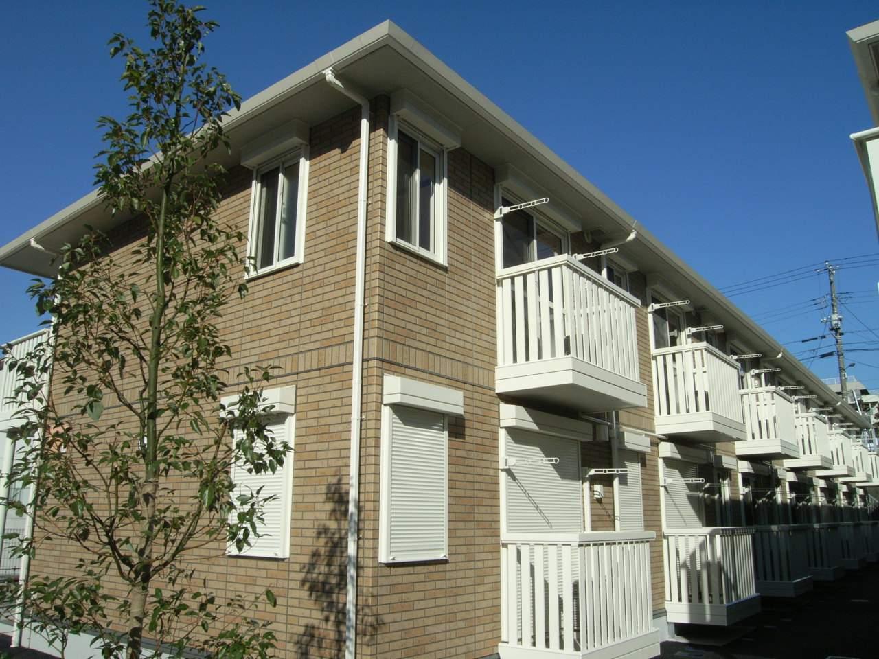 千葉県千葉市中央区、千葉駅徒歩14分の築8年 2階建の賃貸アパート