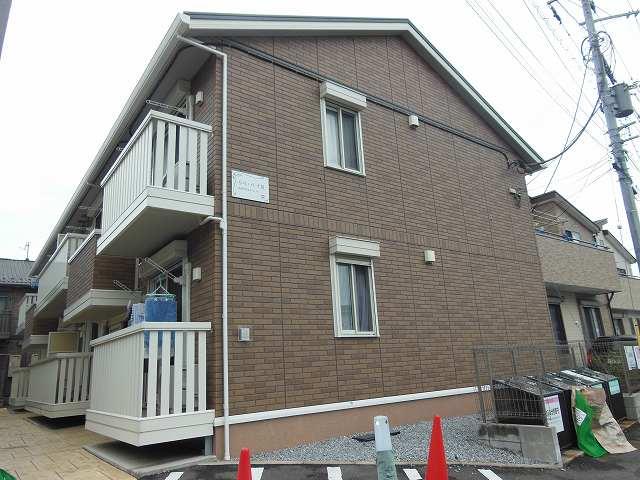 千葉県船橋市、船橋駅徒歩19分の築7年 2階建の賃貸アパート