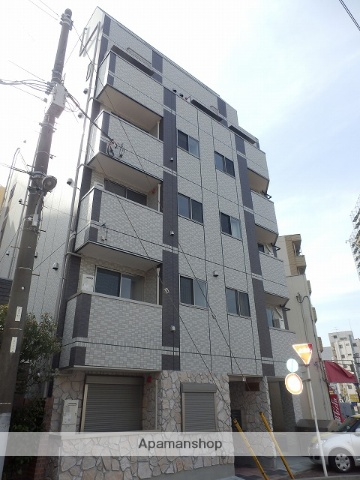 千葉県千葉市中央区、東千葉駅徒歩6分の築3年 6階建の賃貸マンション