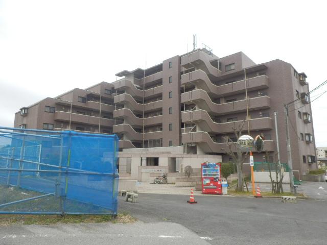 千葉県千葉市稲毛区、新検見川駅徒歩30分の築21年 7階建の賃貸マンション