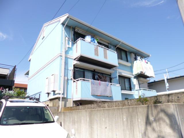 千葉県千葉市花見川区、幕張駅徒歩14分の築24年 2階建の賃貸アパート