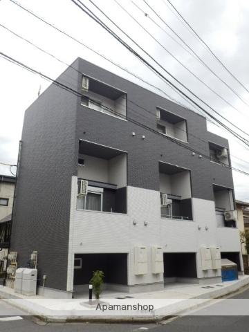 千葉県千葉市中央区、東千葉駅徒歩7分の築4年 2階建の賃貸アパート