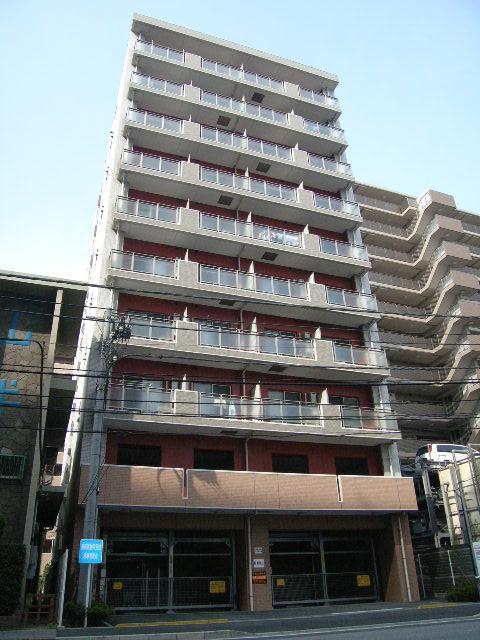 千葉県千葉市中央区、千葉駅徒歩20分の築9年 10階建の賃貸マンション