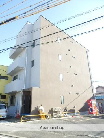 千葉県千葉市中央区、千葉駅徒歩14分の築1年 4階建の賃貸マンション