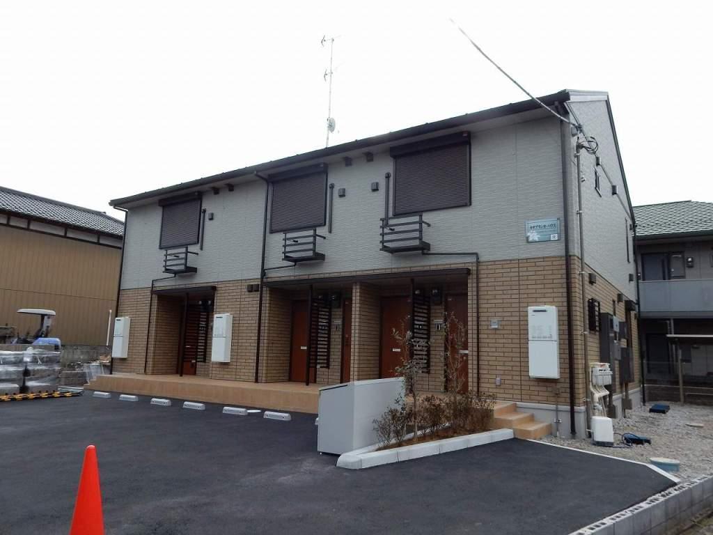 千葉県千葉市花見川区、幕張駅徒歩13分の築2年 2階建の賃貸アパート