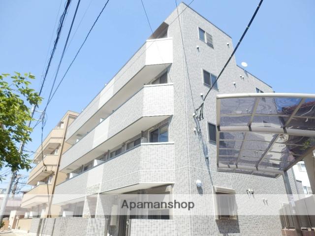 千葉県千葉市中央区、千葉駅徒歩5分の築1年 4階建の賃貸マンション