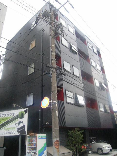 千葉県千葉市中央区、千葉駅徒歩13分の築7年 5階建の賃貸マンション
