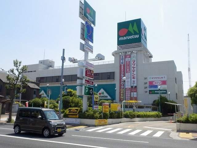 マルエツ稲毛店 1031m