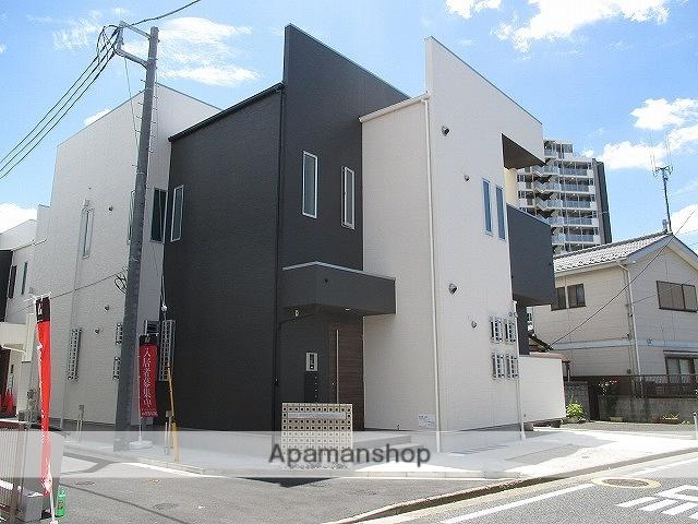 千葉県千葉市中央区、千葉駅徒歩18分の築2年 2階建の賃貸アパート