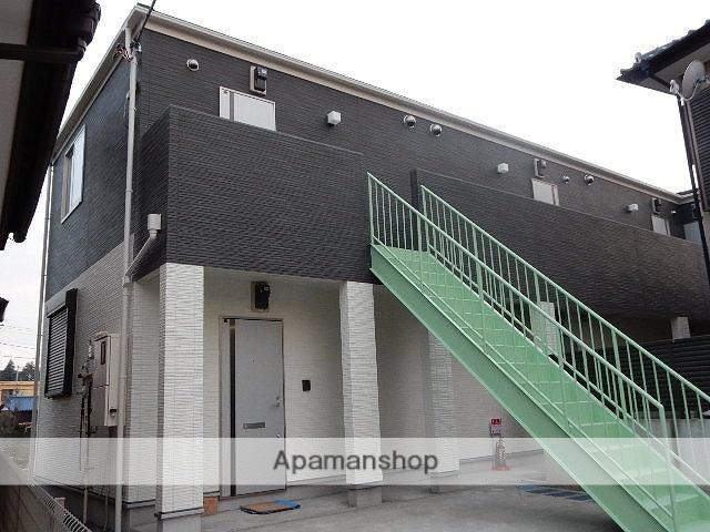 千葉県千葉市稲毛区、稲毛駅徒歩20分の築2年 2階建の賃貸アパート