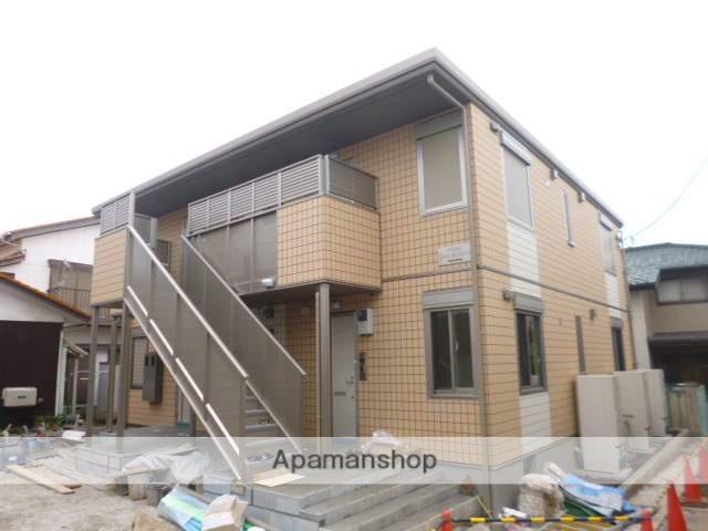 千葉県船橋市、津田沼駅徒歩8分の新築 2階建の賃貸アパート