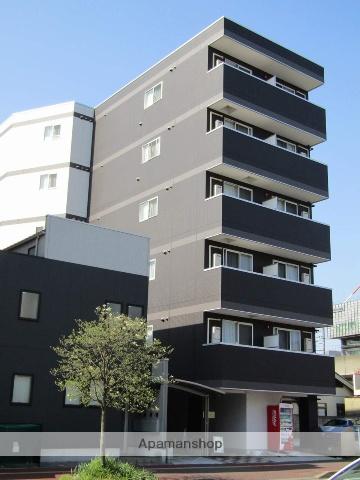 千葉県千葉市中央区、千葉駅徒歩20分の新築 6階建の賃貸マンション