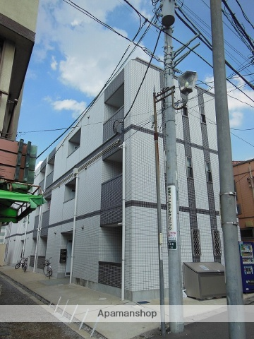 千葉県千葉市花見川区、幕張駅徒歩3分の築8年 3階建の賃貸マンション