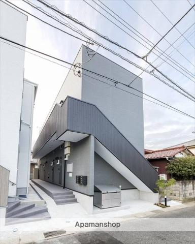 千葉県千葉市中央区、蘇我駅徒歩11分の築1年 2階建の賃貸アパート