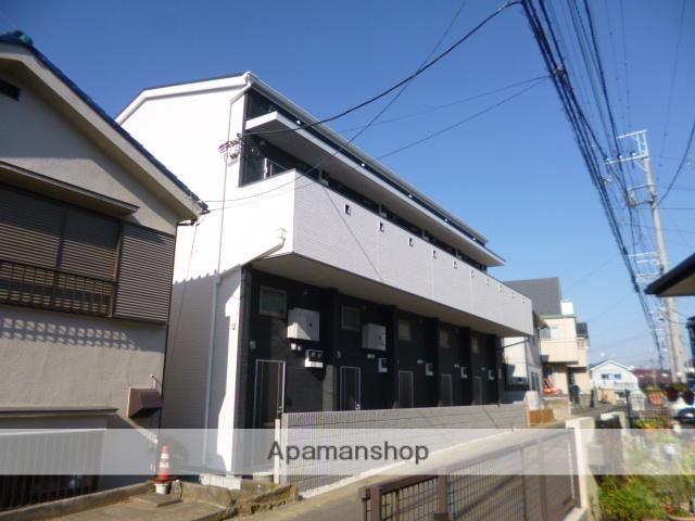 千葉県船橋市、津田沼駅徒歩30分の築1年 2階建の賃貸アパート