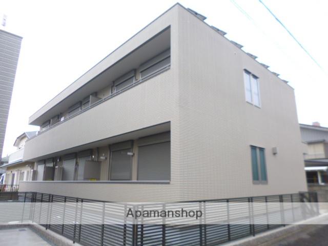 千葉県習志野市、幕張本郷駅徒歩10分の新築 2階建の賃貸マンション