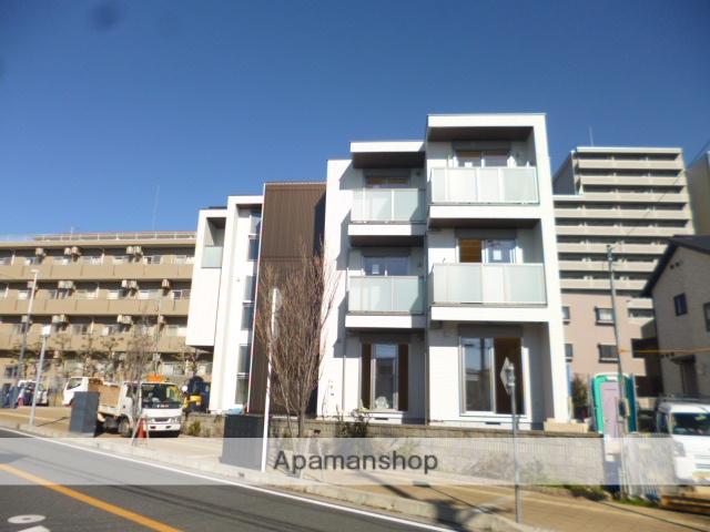 千葉県習志野市、東船橋駅徒歩14分の新築 3階建の賃貸マンション