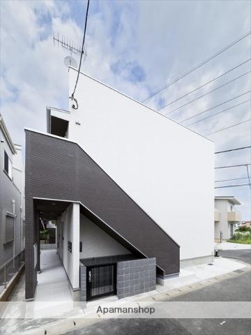 千葉県千葉市中央区、浜野駅徒歩8分の築1年 2階建の賃貸アパート