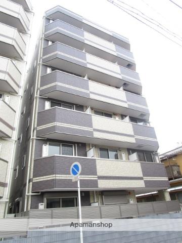 千葉県千葉市中央区、本千葉駅徒歩7分の新築 6階建の賃貸マンション