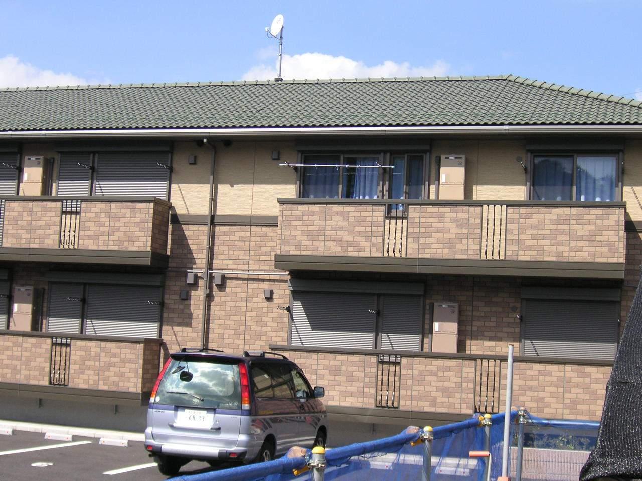 千葉県千葉市中央区、千葉駅バス15分矢作台下車後徒歩5分の築13年 2階建の賃貸アパート