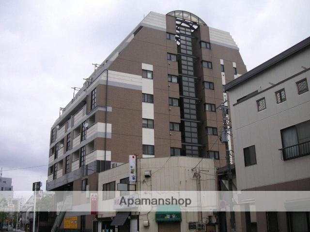 千葉県千葉市中央区、本千葉駅徒歩1分の築27年 8階建の賃貸マンション