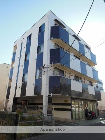 千葉県千葉市花見川区、幕張駅徒歩3分の築6年 4階建の賃貸マンション