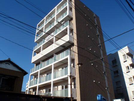 千葉県千葉市中央区、千葉駅徒歩11分の築6年 8階建の賃貸マンション