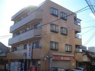 千葉県千葉市中央区、千葉駅徒歩8分の築29年 4階建の賃貸マンション