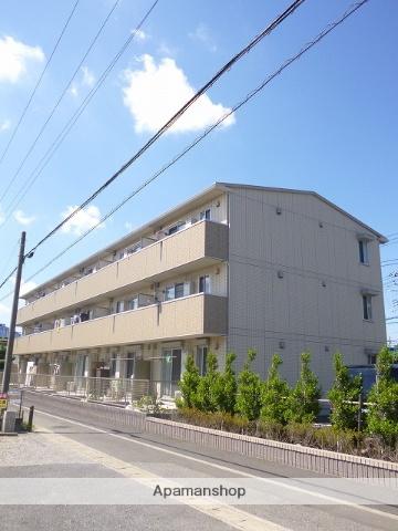 千葉県千葉市花見川区、実籾駅徒歩9分の築6年 3階建の賃貸アパート