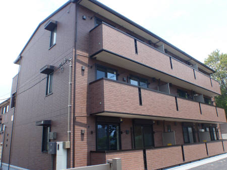 千葉県千葉市中央区、西千葉駅徒歩13分の築6年 3階建の賃貸アパート