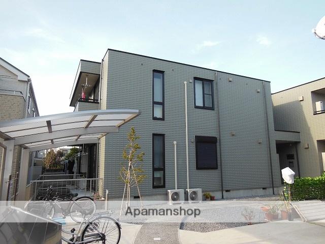 千葉県習志野市、幕張本郷駅徒歩10分の築5年 2階建の賃貸マンション