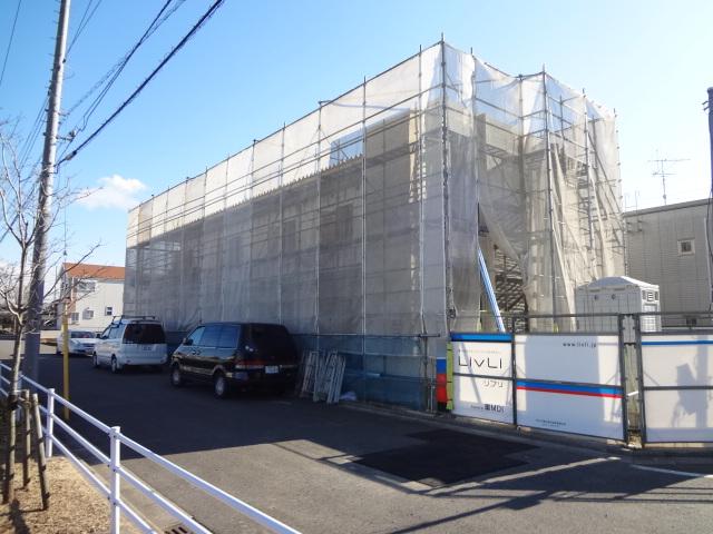千葉県千葉市稲毛区、新検見川駅徒歩17分の築5年 2階建の賃貸アパート