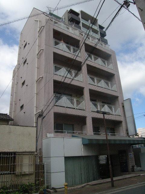 千葉県千葉市中央区、千葉駅徒歩13分の築28年 7階建の賃貸マンション
