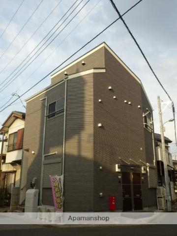 千葉県千葉市中央区、本千葉駅徒歩13分の築4年 2階建の賃貸アパート