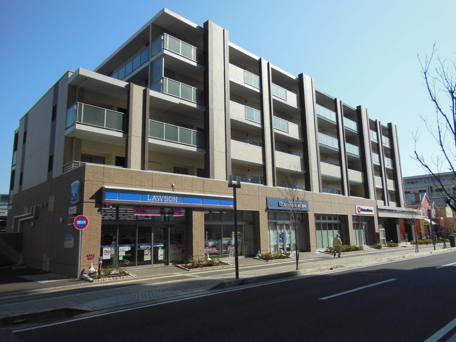 千葉県習志野市、津田沼駅徒歩9分の築4年 7階建の賃貸マンション