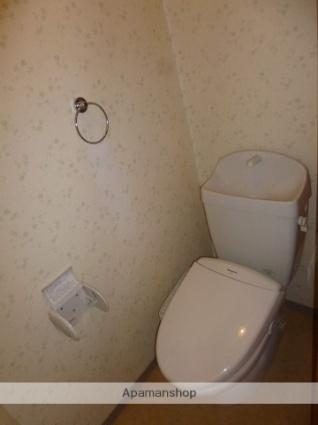 キチーム津田沼 ANNEX[1K/21.84m2]のトイレ