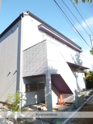 千葉県千葉市花見川区、幕張駅徒歩6分の築3年 2階建の賃貸アパート