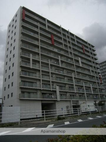千葉県千葉市中央区、千葉みなと駅徒歩4分の築9年 12階建の賃貸マンション