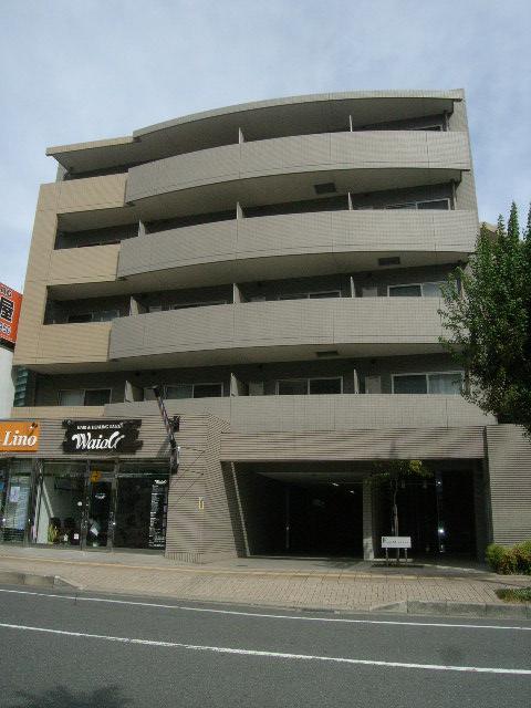 千葉県千葉市中央区、千葉駅徒歩3分の築11年 5階建の賃貸マンション