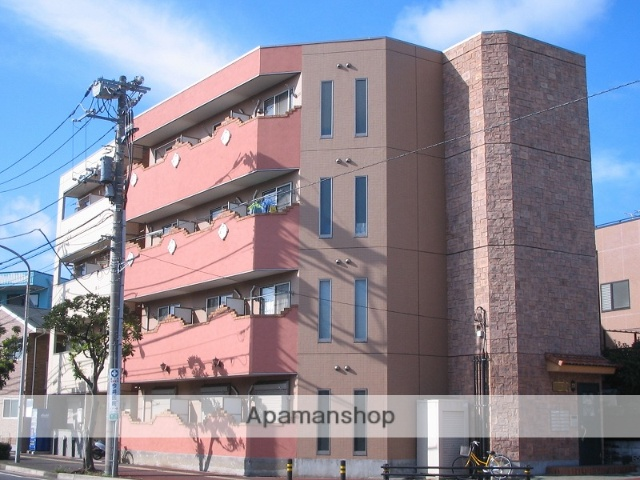 千葉県千葉市中央区、千葉駅徒歩20分の築10年 4階建の賃貸マンション