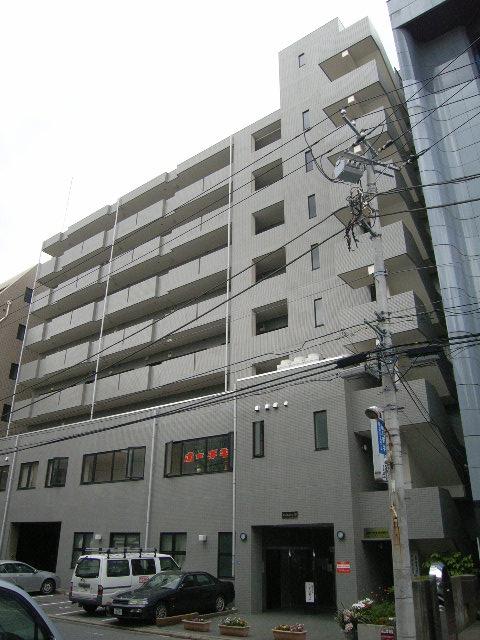 千葉県千葉市中央区、千葉駅徒歩10分の築21年 8階建の賃貸マンション