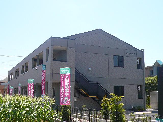 千葉県船橋市、津田沼駅徒歩30分の築9年 2階建の賃貸アパート