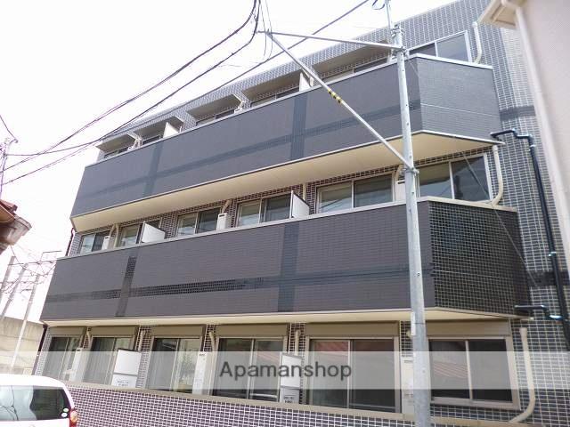 千葉県千葉市花見川区、幕張駅徒歩9分の築2年 3階建の賃貸マンション