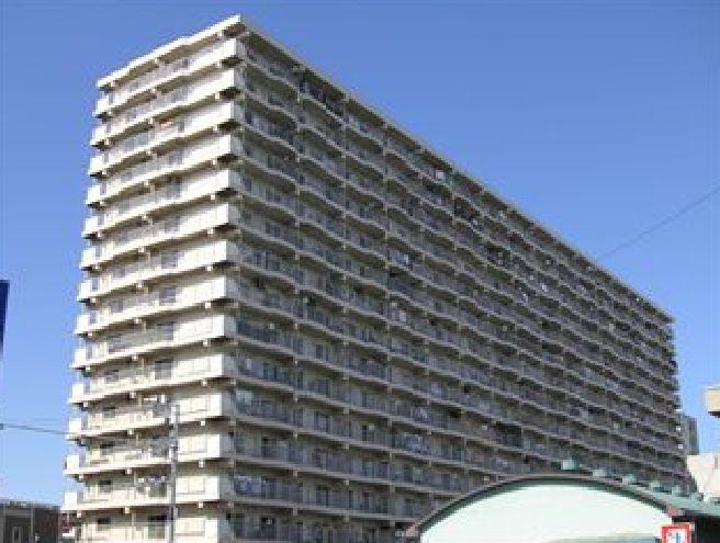 千葉県千葉市中央区、千葉駅徒歩15分の築32年 16階建の賃貸マンション